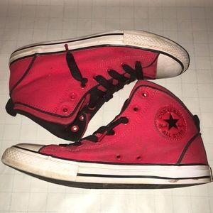 Converse Shoes - Converse a Tennis Shoes(worn)